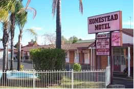 The Homestead Motor Inn - Townsville Tourism