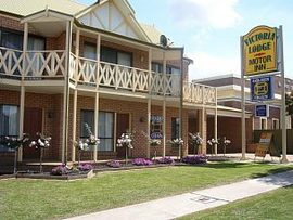 Victoria Lodge Motor Inn and Apartments - Townsville Tourism