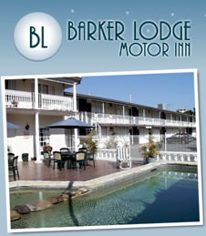 Barker Lodge Motor Inn - Townsville Tourism