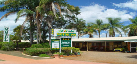 Avocado Motor Inn - Townsville Tourism