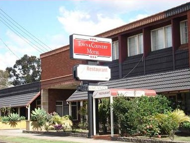 Town  Country Motel - Townsville Tourism