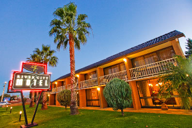 Mildura River City Motel - Townsville Tourism
