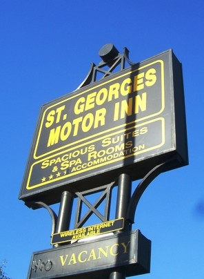 St Georges Motor Inn - Townsville Tourism