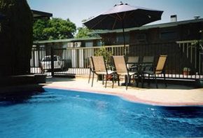 Sun Centre Motel - Townsville Tourism
