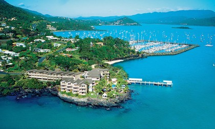 Coral Sea Resort - Townsville Tourism