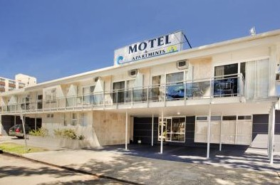 Manly Oceanside Accommodation - Townsville Tourism