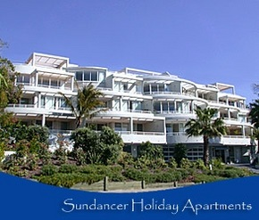 Sundancer Holiday Apartments - Townsville Tourism