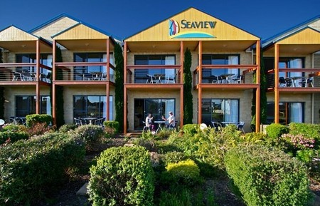 Seaview Motel  Apartments - Townsville Tourism