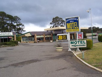 Governors Hill Motel - Townsville Tourism