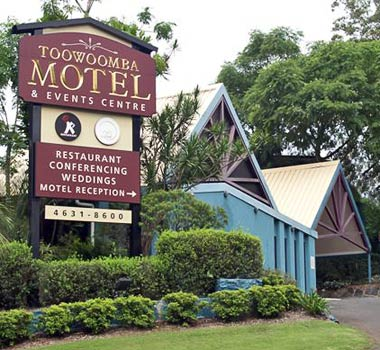 Toowoomba Motel - Townsville Tourism