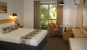 Colonial Village Motel - Townsville Tourism