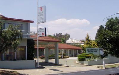 Country Comfort Cowra Countryman Motor Inn - Townsville Tourism