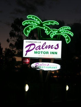 Chinchilla Palms Motor Inn - Townsville Tourism