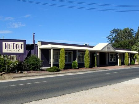 Top Drop Motel - Townsville Tourism