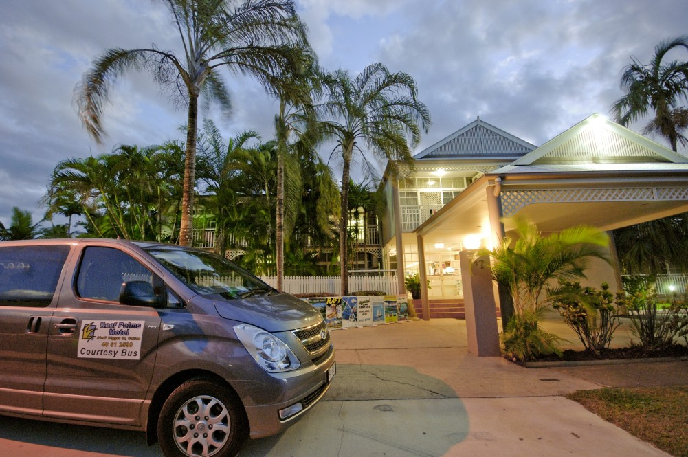 Reef Palms - Townsville Tourism