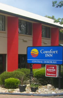 Comfort Inn Central Deborah - Townsville Tourism