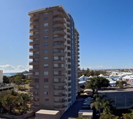 Newport Apartments Mooloolaba - Townsville Tourism