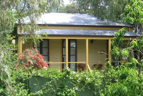 Bendigo Cottages - Townsville Tourism