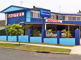 City Centre Motel - Townsville Tourism