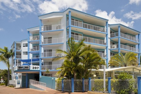 White Crest Luxury Apartments - Townsville Tourism