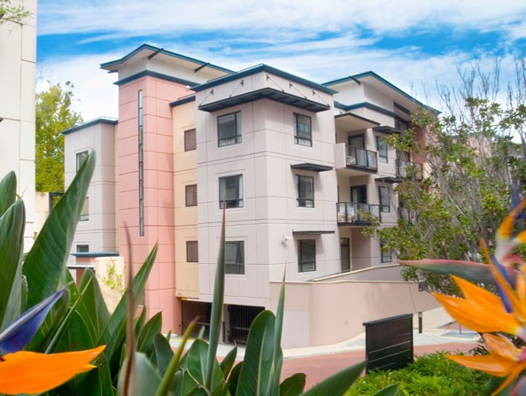Mounts Bay Waters Apartments - Townsville Tourism