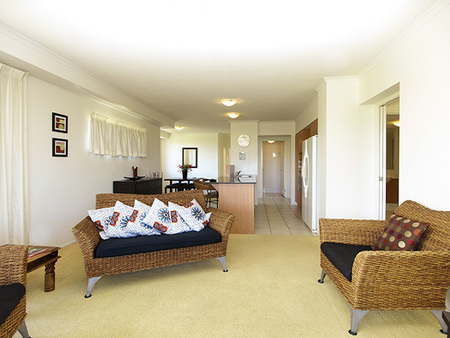 Oaks Seaforth Resort - Townsville Tourism
