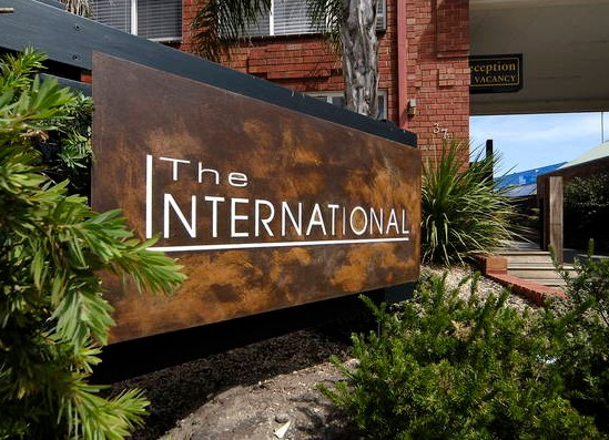 Comfort Inn The International - Townsville Tourism