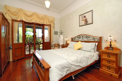 Above Bored Bed and Breakfast - Townsville Tourism
