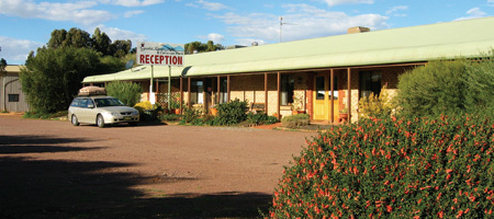 Gawler Ranges Motel - Townsville Tourism