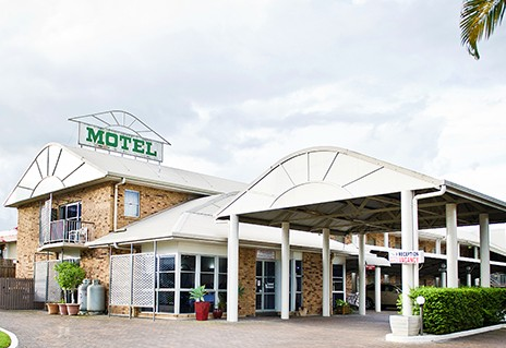 Gympie Muster Inn - Townsville Tourism