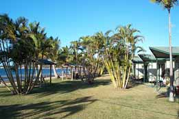 BIG4 Bowen Coral Coast Beachfront Holiday Park - Townsville Tourism