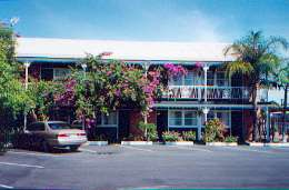 Mineral Sands Motel - Townsville Tourism