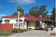 GLENROWAN KELLY COUNTRY MOTEL - Townsville Tourism