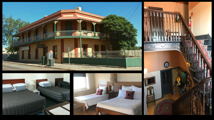 Pampas Motel - Townsville Tourism