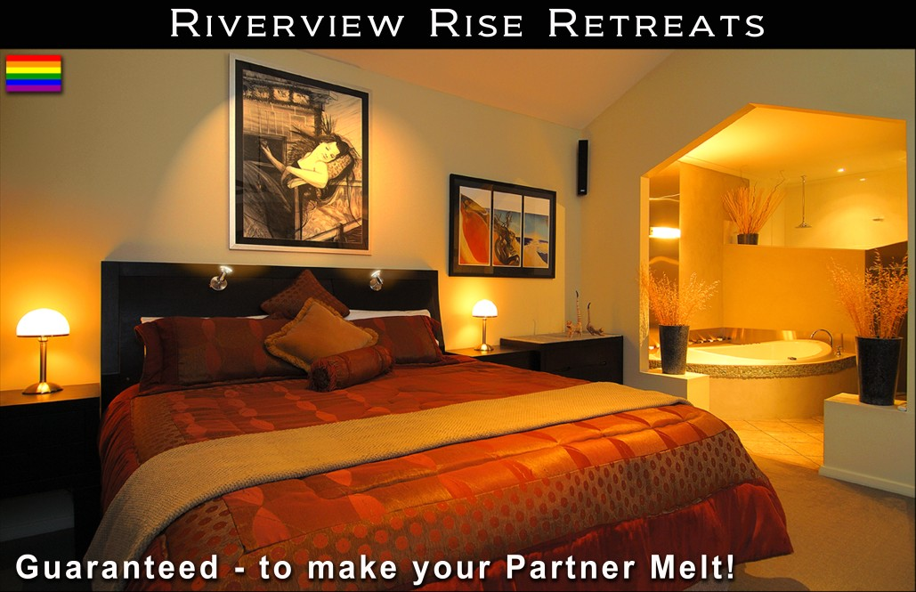Riverview Rise Retreats - Townsville Tourism