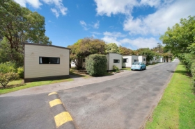 Burnie Holiday Caravan Park - Townsville Tourism