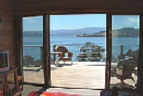 Bruny Island Accommodation Services - Captains Cabin - Townsville Tourism
