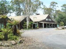 Derwent Bridge Wilderness Hotel - Townsville Tourism