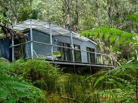 Huon Bush Retreats - Townsville Tourism
