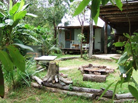 Ride On Mary Bush Cabin Adventure Stay - Townsville Tourism