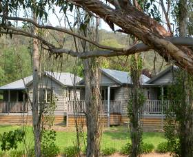 The Homestead Cabins Brogo - Townsville Tourism