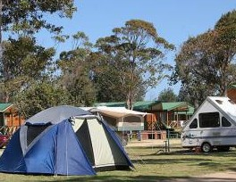 BIG4 Moruya Heads Easts at Dolphin Beach Holiday Park - Townsville Tourism