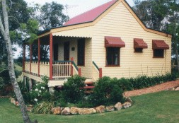 Mango Hill Cottages Bed and Breakfast - Townsville Tourism