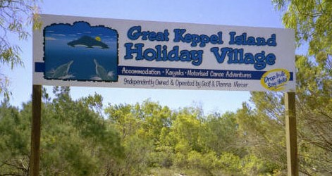 Great Keppel Island Holiday Village - Townsville Tourism