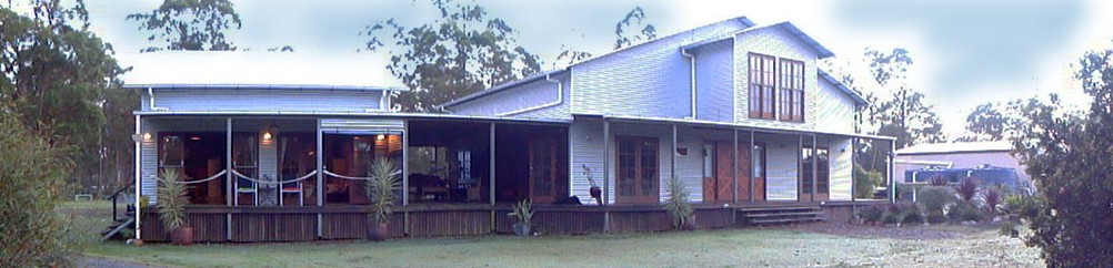 Tin Peaks Bed and Breakfast - Townsville Tourism