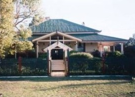 Grafton Rose Bed and Breakfast - Townsville Tourism