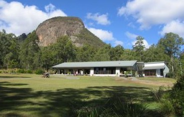 Zengarra Country House and Pavilions - Townsville Tourism