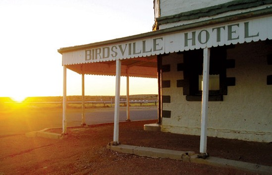 Birdsville Hotel - The Outback Loop - Townsville Tourism