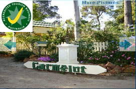 Carmelot Bed  Breakfast - Townsville Tourism