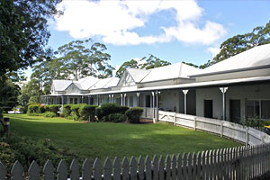 Woodleigh Homestead Bed  Breakfast - Townsville Tourism
